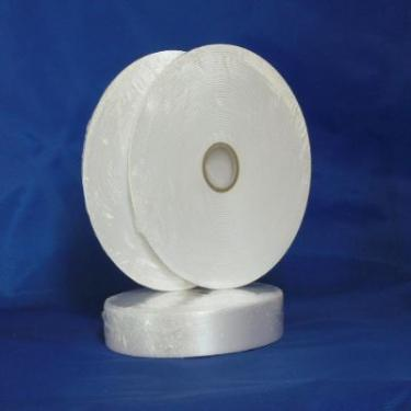 Double side Woven Edge Recycle Polyester Satin Tapes